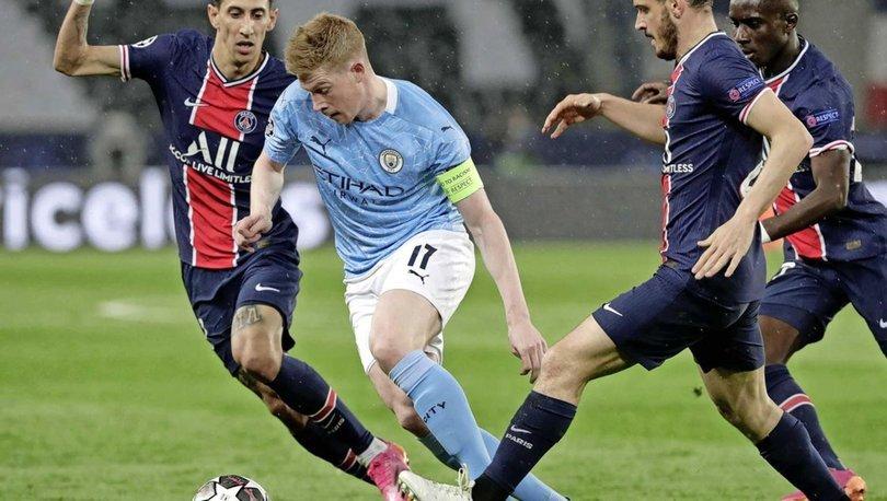 Manchester City PSG maçı CANLI İZLE - Manchester City PSG maçı ne zaman, saat kaçta, hangi kanalda yayınlanaca