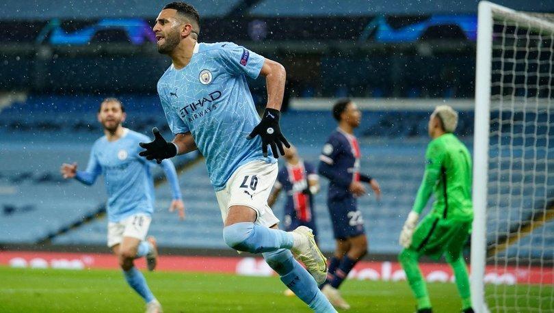 Son dakika: Manchester City PSG MAÇ SONUCU ve ÖZETİ