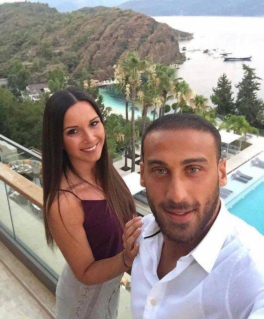 Cenk Tosun'dan eşi Ece Tosun'a: 5 yıl önce bugün beraber bir yola çıktık - Magazin haberleri