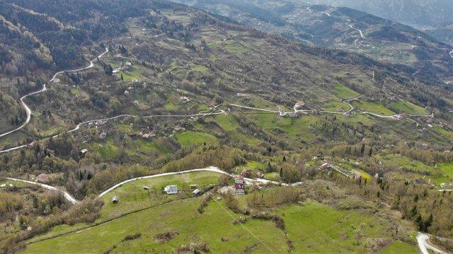 Saklı cennet Şenpazar doğa içinde izolasyon imkanı sunuyor