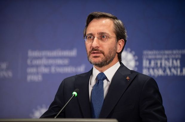 Altun'dan CHP'li Erdoğdu'nun sözlerine sert tepki