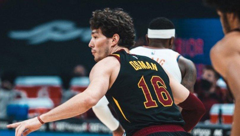 NBA'de Cedi Osman'ın 16 sayısı Cavaliers'a yetmedi