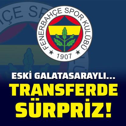 Fenerbahçe'nin sürpriz hedefi!