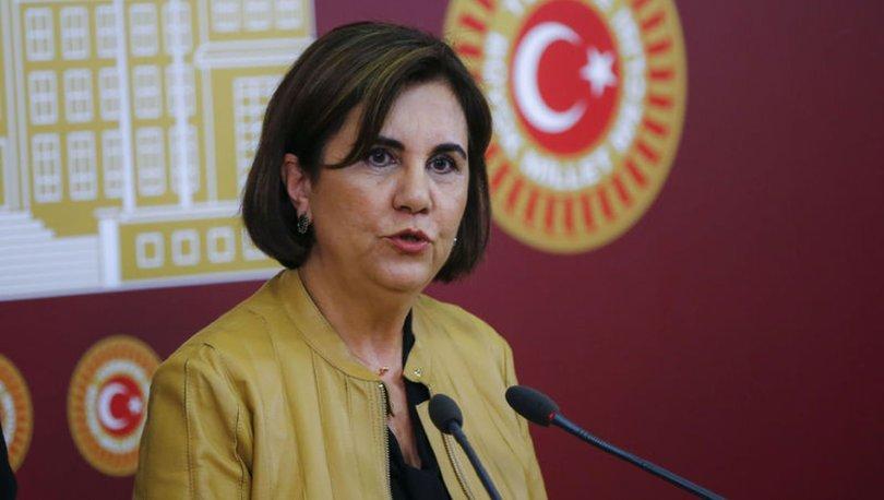 Son dakika! Gaye Usluer CHP'den istifa etti