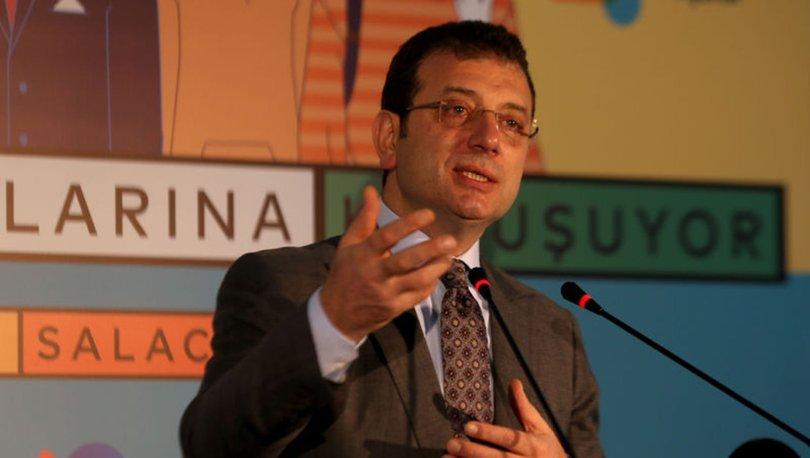 Son dakika! İBB Başkanı Ekrem İmamoğlu'ndan inceleme açıklaması