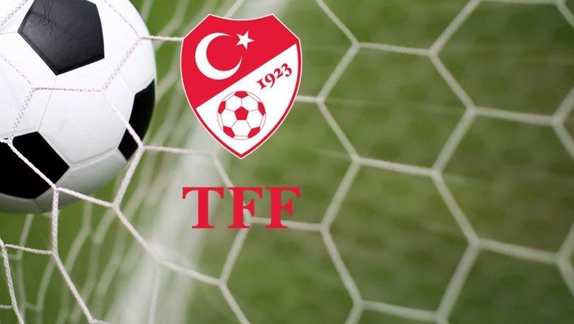 Son Dakika Haberi - TFF'den 3 kulübe harcama limiti ihtarı!
