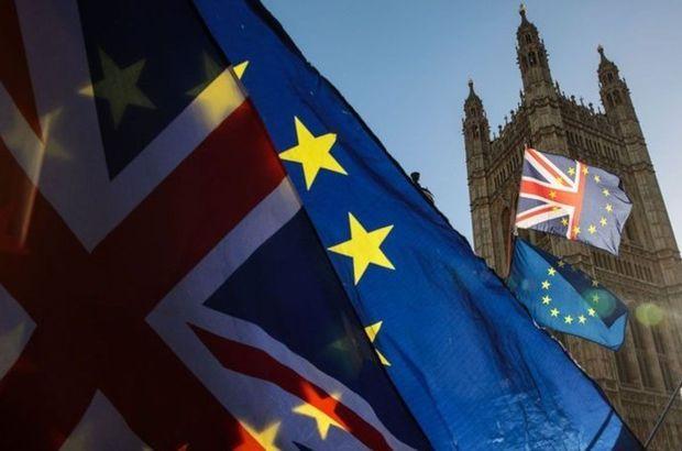 """AB ile İngiltere """"tam diplomatik temsil"""" konusunda anlaştı"""