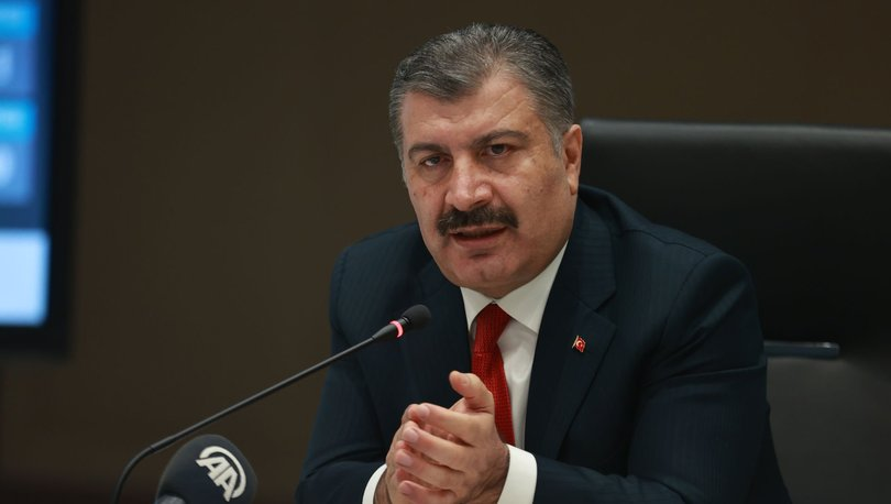 SON DAKİKA! Sağlık Bakanı Fahrettin Koca açıkladı!