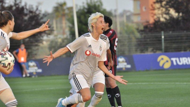 Son Dakika: Beşiktaş şampiyonluğunu ilan etti! Kadınlar futbolu... Spor haberleri