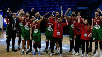 Pınar Karşıyaka yarı finalde