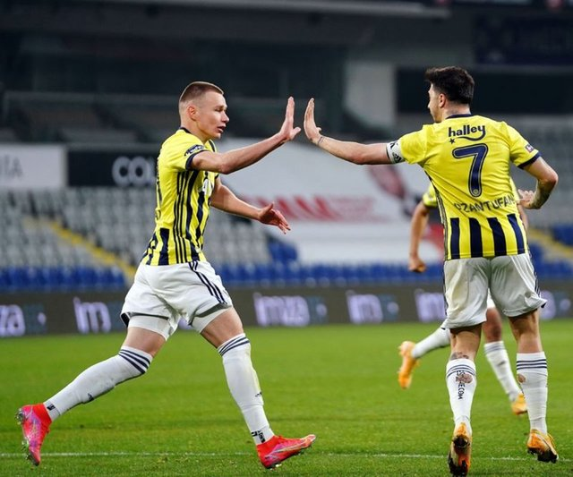 Fenerbahçe'den son dakika transfer haberleri   Szalai, Ozan, Samatta, Muriç...