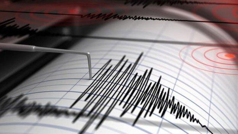 Bingöl'de 3,6 büyüklüğünde deprem