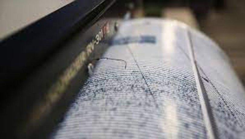 Son dakika! Datça açıklarında 4 büyüklüğünde deprem
