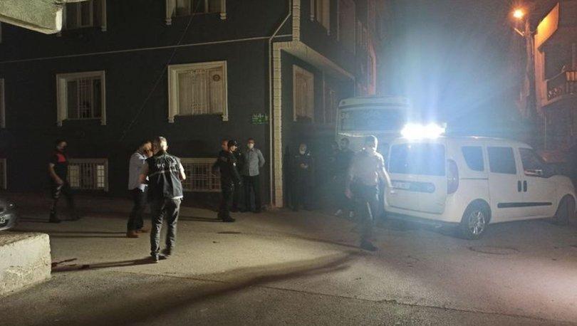 Bursa'da kavga ihbarına gelen polislere silahlı saldırı: 1'i polis 2 yaralı