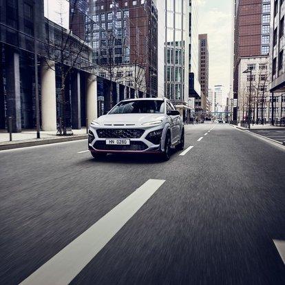 Hyundai Kona N tanıtıldı - haberler