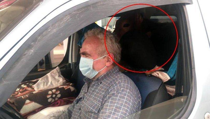GERÇEK GÖRDÜNÜZ! Son dakika: Arka koltuktaki yolcular şaşırttı