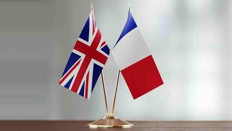 İngiltere ve Fransa arasında kriz: Kraliyet Donanması'ndan 2 devriye gemisi Jersey'e gidecek