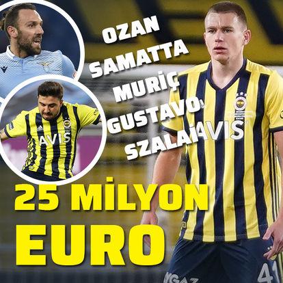 Szalai, Ozan, Muriç...