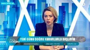 Azerbaycan televizyonunda aşı ve Gates yorumu