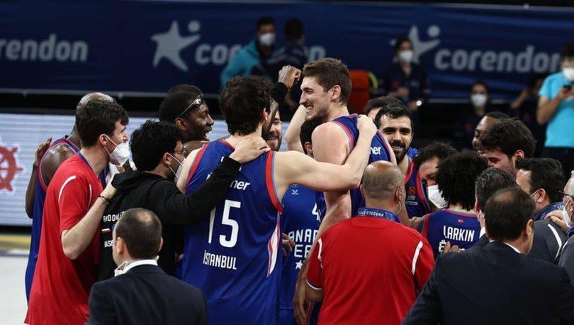 Anadolu Efes - CSKA Moskova maçı ne zaman saat kaçta?
