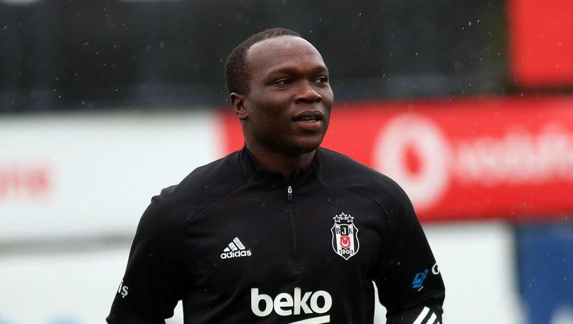 Beşiktaş'ta Aboubakar ve N'Koudou idmanda yer almadı
