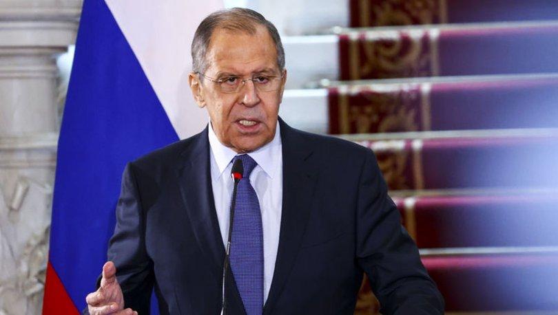 SON DAKİKA: Rusya Dışişleri Bakanı Sergey Lavrov'dan Karabağ uyarısı! - Haberler