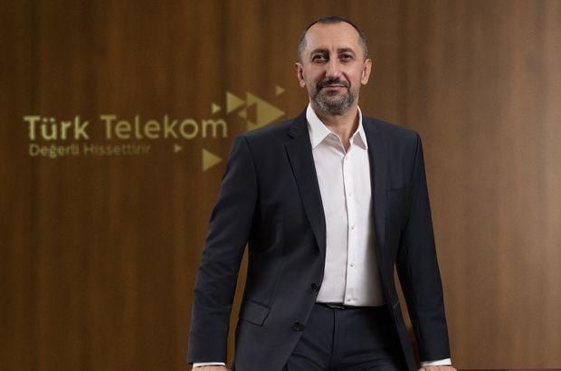Türk Telekom ilk çeyrekte yüzde 20.4 büyüdü