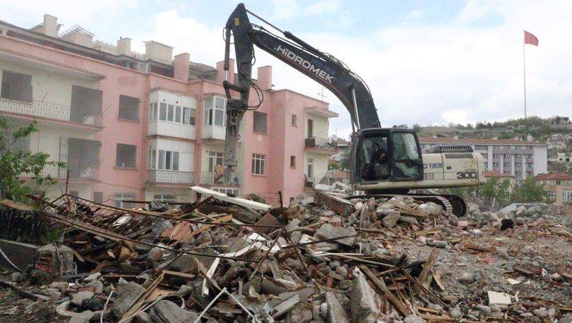 Açelya'nın ardından 7 bina daha yıkıldı - Haberler