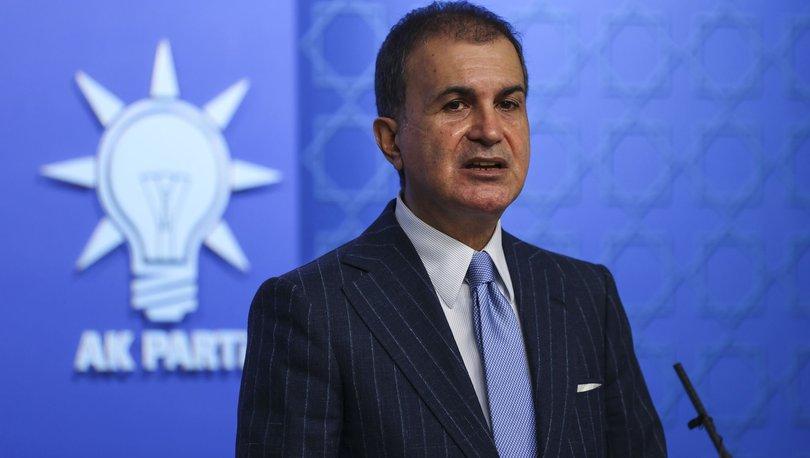 AK Parti Sözcüsü Çelik'ten İsrail'e tepki - Haberler