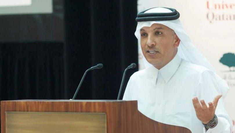 Katar Maliye Bakanı zimmetine para geçirmekten gözaltına alındı