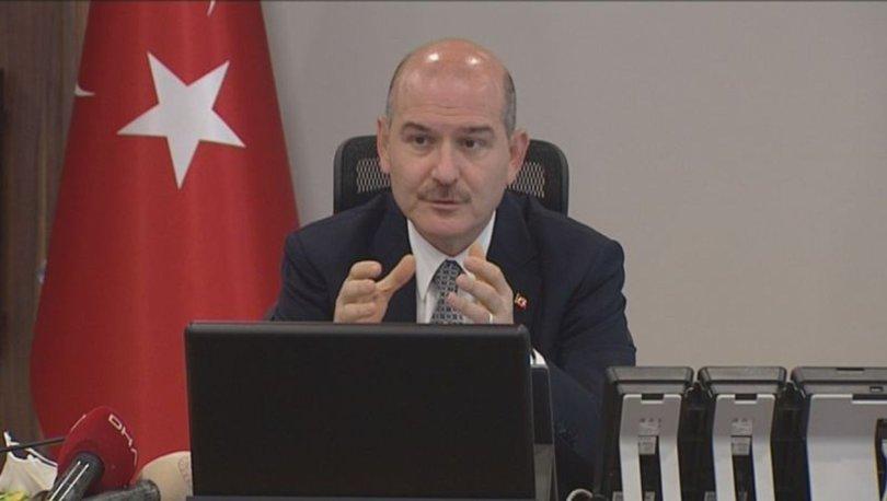 SON DAKİKA! Bakan Soylu'dan İmamoğlu soruşturma açıklaması! - Haberler