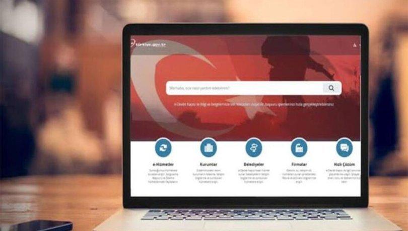 E-Devlet'ten çalışma izin belgesi başvuru ekranı 2021! Çalışma izin belgesi nasıl ve nereden alınır?
