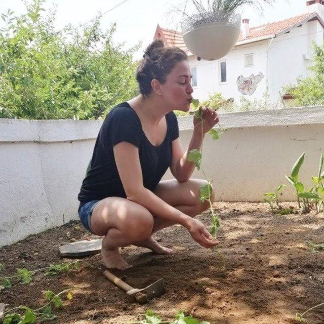 Zara organik tarıma el attı! Şehir hayatından kaçtı - Magazin haberleri