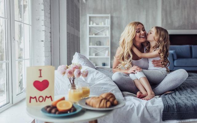 Karantina günlerinde Anneler Günü etkinlikleri