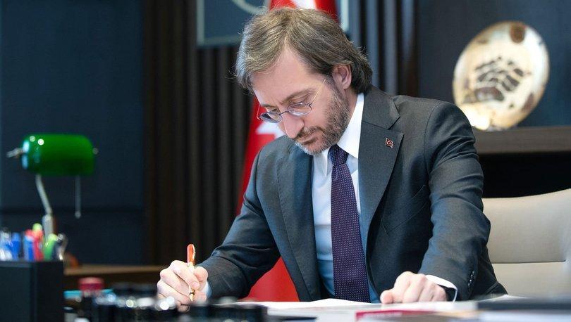 Cumhurbaşkanlığı İletişim Başkanı Altun, 6 Mayıs Radyo Gününü kutladı