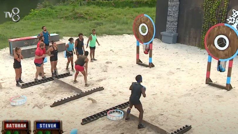 Survivor ödül oyununu kim kazandı? Kırmızı takım mı Mavi takım mı?