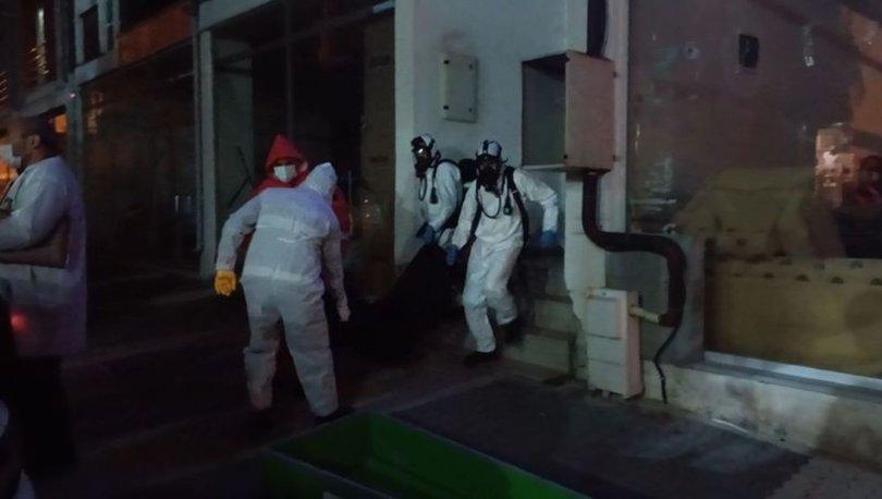 Korkunç cinayet, apartmanda yayılan kötü kokuyla ortaya çıktı