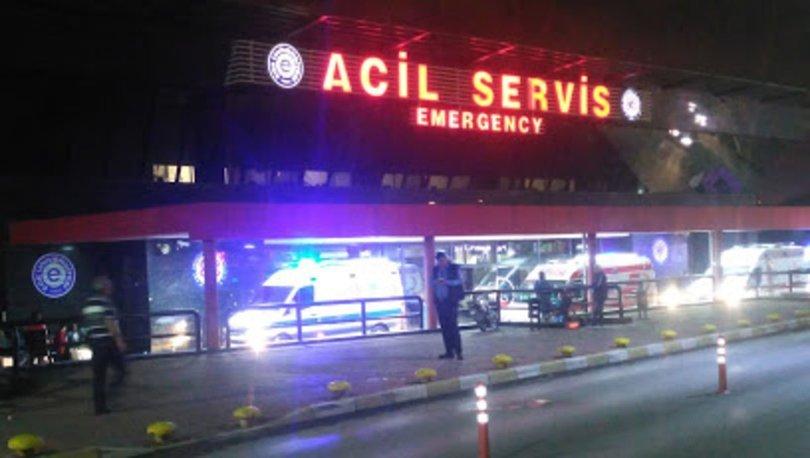 İzmir'de bir genç, elinden düşürdüğü pompalı tüfekle ağır yaralandı