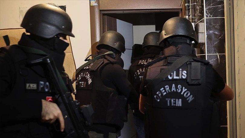 İstanbul'da terör örgütü DEAŞ'a yönelik operasyon: 8 zanlı gözaltında