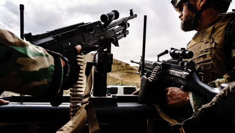 ABD Afganistan'dan çekilme için takviye birlik gönderdi