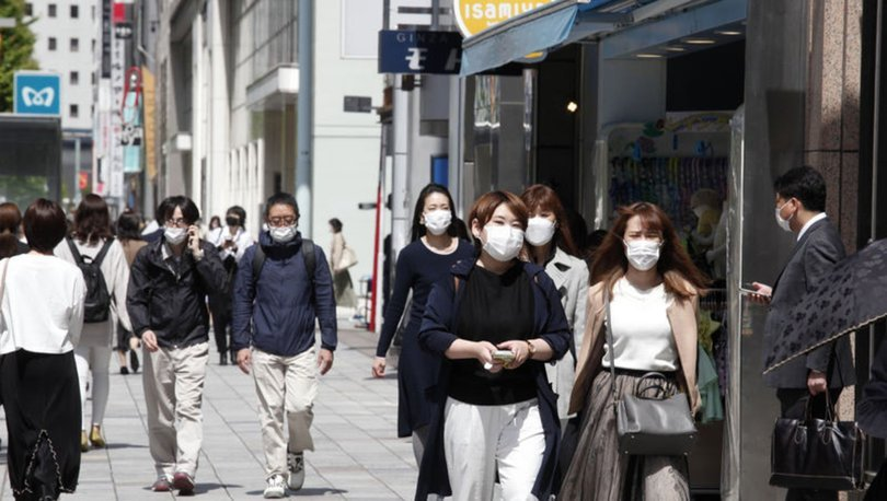 SON DAKİKA: Japonya hükümeti koronavirüse karşı OHAL'i uzatacak - Haberler