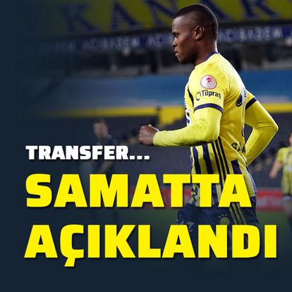 Belçika basını duyurdu: Samatta...