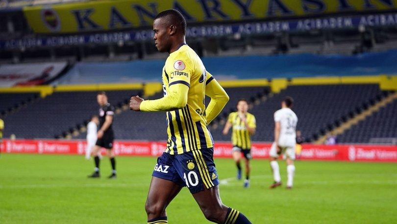 Son dakika Fenerbahçe transfer haberleri - Samatta, eski takımına dönebilir