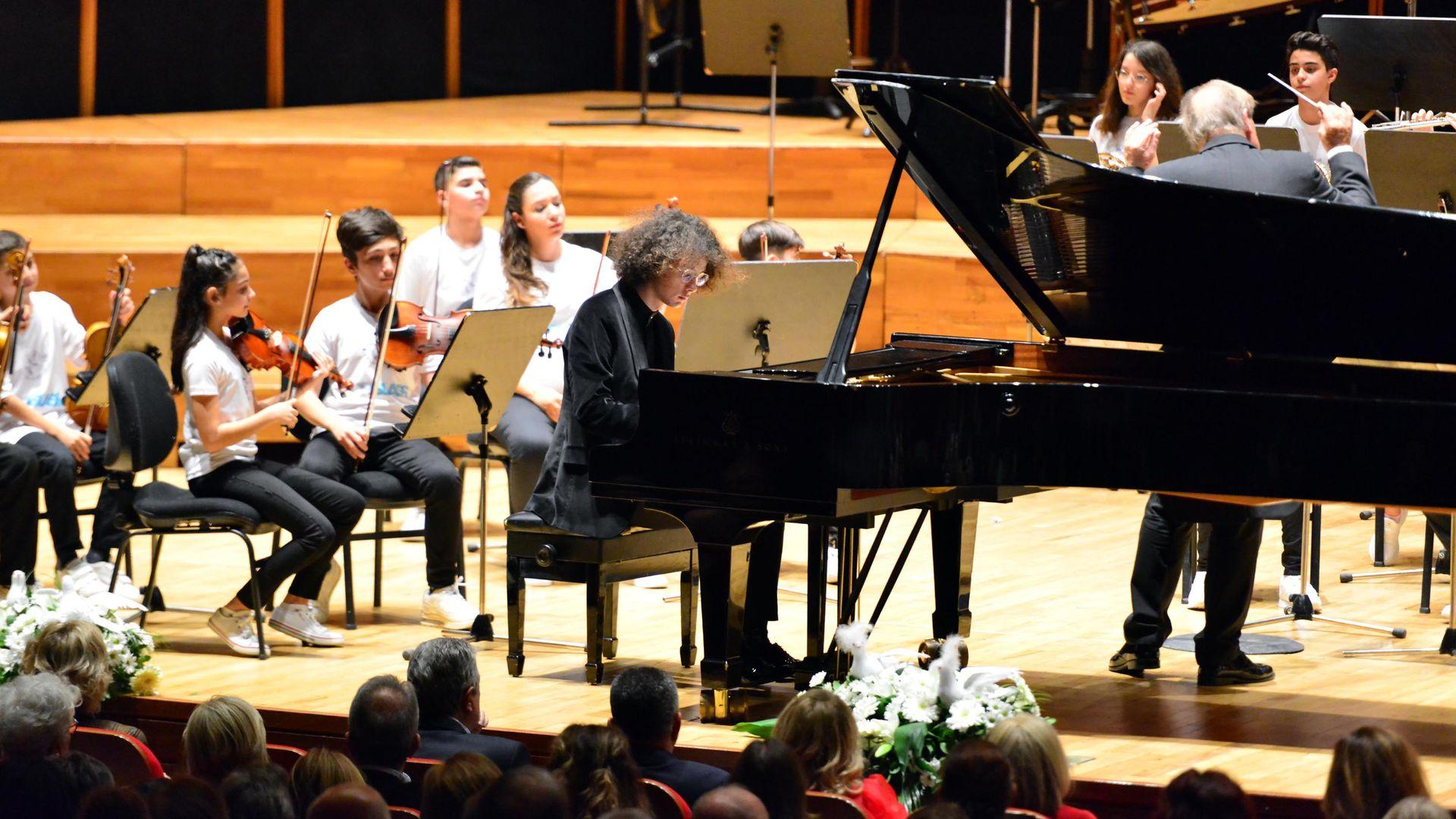 Gülfem Yorgancılar Perçin: Hedefimiz gençlik orkestrası da kurmak