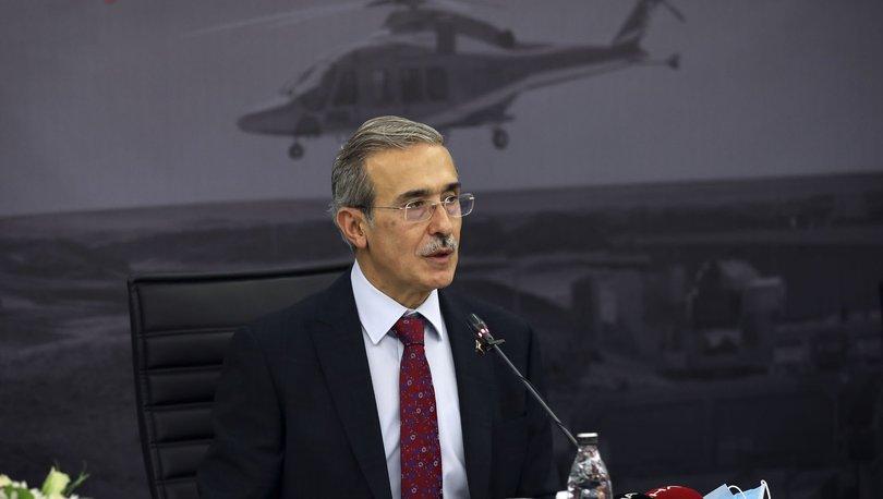 SON DAKİKA: Savunma Sanayii Başkanı İsmail Demir'den F-35 açıklaması - Haberler