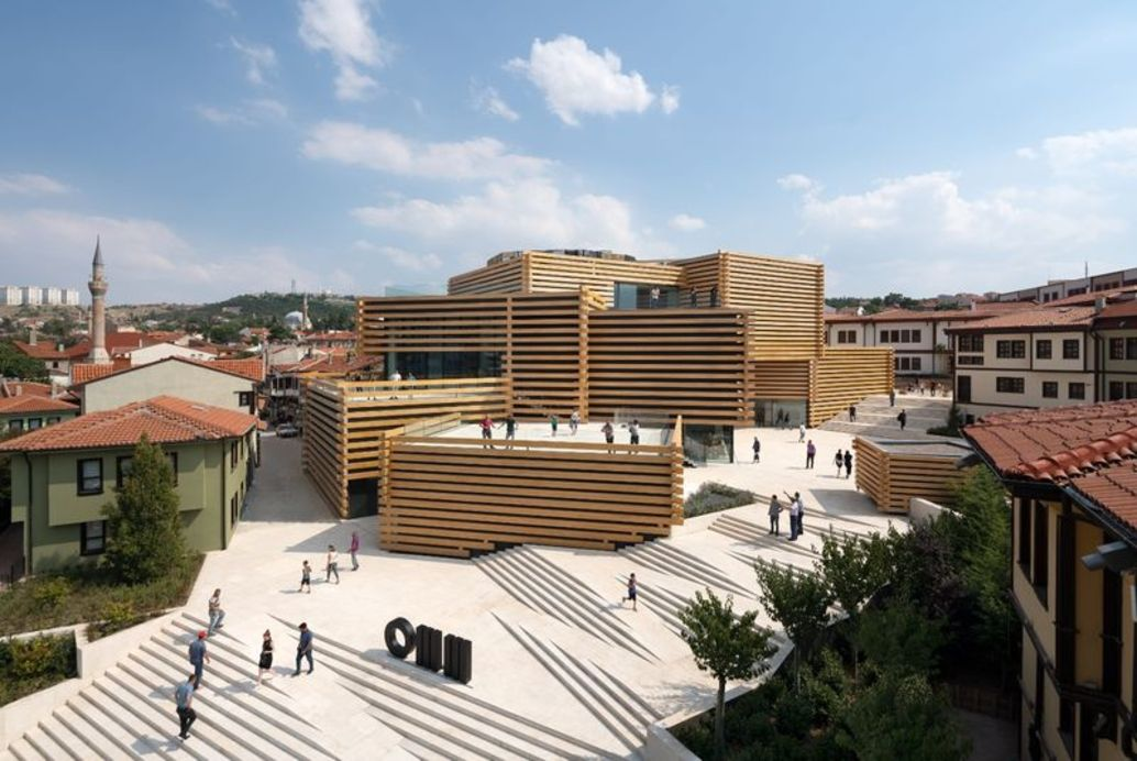 Odunpazarı Modern Müzesi