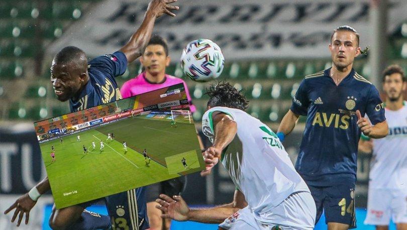 Son dakika haberi | TFF'den Alanyaspor - Fenerbahçe maçı kararı