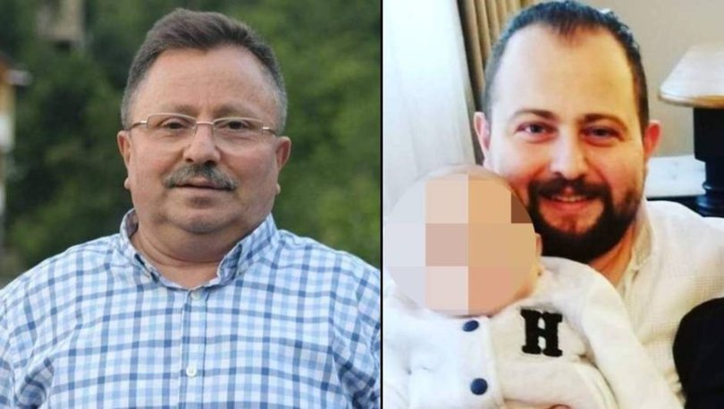 Baba ile oğlu bir hafta ara ile korona kurbanı