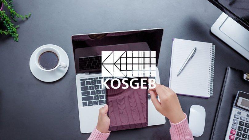 KOSGEB kredi başvuru nasıl yapılır? E-Devlet KOSGEB faizsiz kredi başvuru ekranı