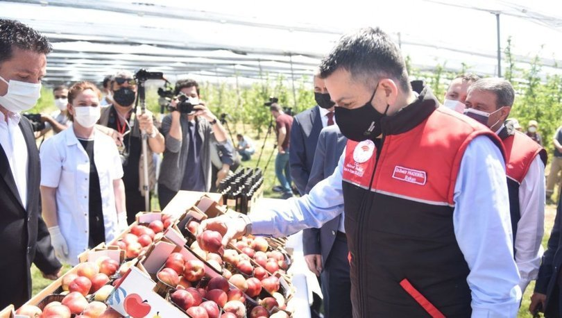 Bakan Pakdemirli'den Anadolu Etap'ın Balıkesir çiftliğine ziyaret